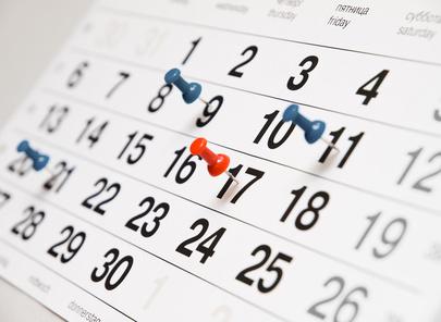 Content Calendars & OCD