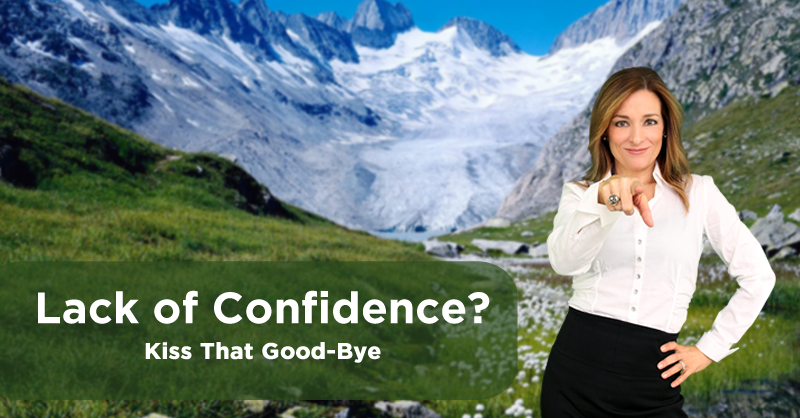 Lacking Confidence?  You're Not Alone